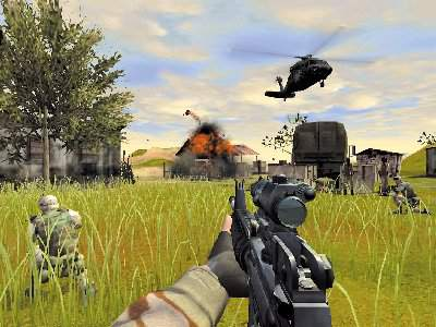 Delta Force 4 Black Hawk Down Screenshot photos 2