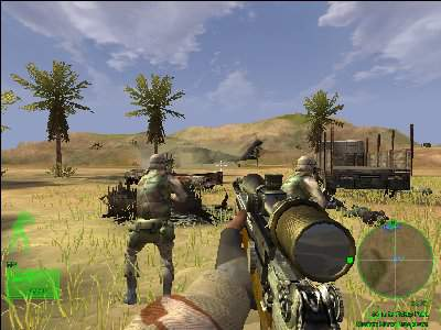 Delta Force 4 Black Hawk Down Screenshot photos 3