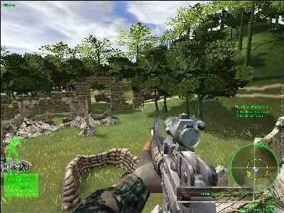 Delta Force Black Hawk Down Team Sabre Screenshot Photos 1