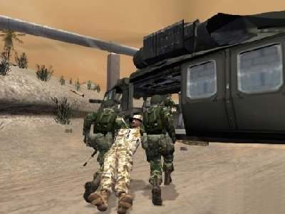 Delta Force Black Hawk Down Team Sabre Screenshot Photos 2