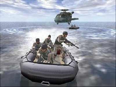Delta Force Black Hawk Down Team Sabre Screenshot Photos 3