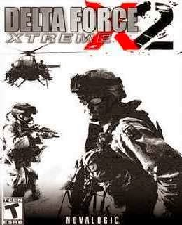 Delta Force Xtreme 2 cover new