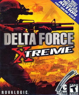 Delta Force Xtreme / cover new