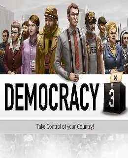 Democracy 3 cover new