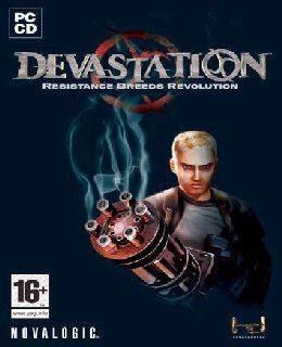 Devastation cover new