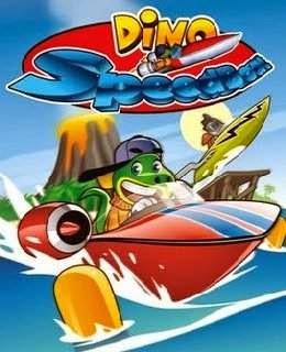 Dino Speedboat cover new