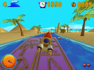 Dino Speedboat Screenshot Photos 2