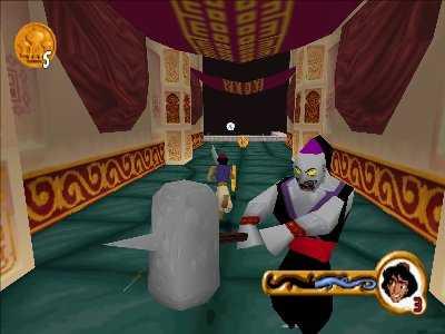 Disney's Aladdin in Nasira's Revenge Screenshot Photos 1