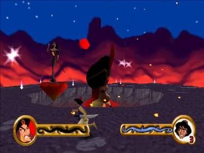 Disney's Aladdin in Nasira's Revenge Screenshot Photos 2