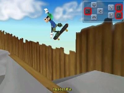 Disney's Extremely Goofy Skateboarding Screenshot Photos 1