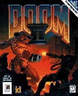 Doom II cover new