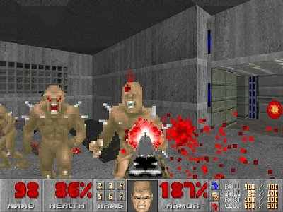 Doom II Screenshot Photos 1