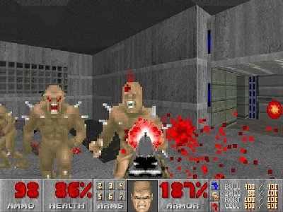 Doom II Screenshot Photos 1