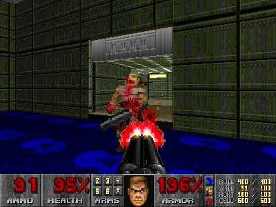 Doom II Screenshot Photos 2