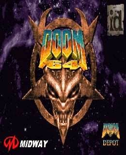 Doom 64 Absolution cover new