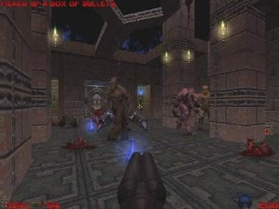 Doom 64 Absolution Screenshot Photos 1