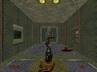 Doom 64 Absolution Screenshot Photos 2