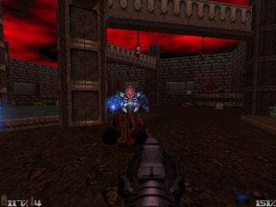 Doom 64 Absolution Screenshot Photos 3