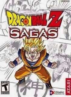 Dragon Ball Z Sagas / cover new