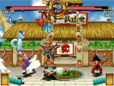 Dragon Ball Z Sagas Screenshot photos 3