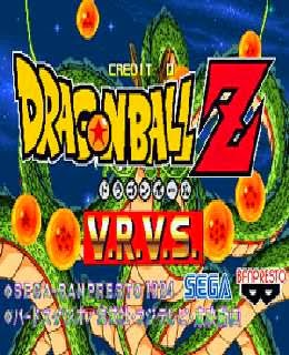 Dragon Ball Z V.R.V.S / cover new