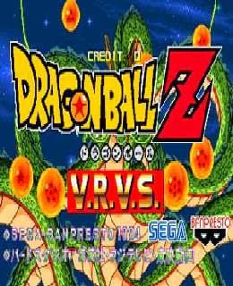 Dragon Ball Z V.R.V.S / cover new