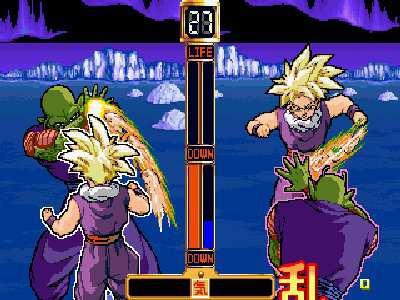 Dragon Ball Z V.R.V.S Screenshot Photos 1