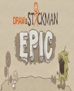 Draw a Stickman: Epic cover new