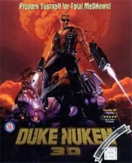 Duke Nukem 3D / cover new
