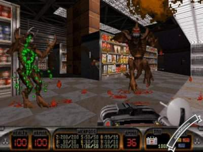 Duke Nukem 3D Screenshot photos 2