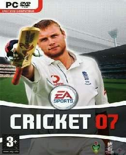 EA Cricket 07 cover new