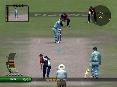 EA Cricket 07 Screenshot Photos 2