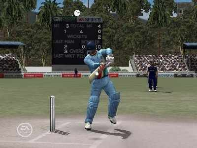EA Cricket 07 Screenshot Photos 3