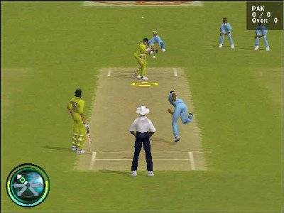 EA Sports Cricket 2000 Screenshot Photos 1