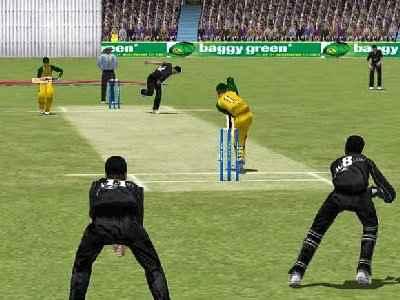 EA Sports Cricket 2000 Screenshot Photos 2