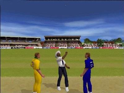 EA Sports Cricket 2000 Screenshot Photos 3