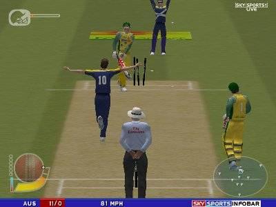 EA Sports Cricket 2004 Screenshot Photos 2