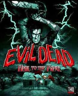 Evil Dead: Hail to the King cover new