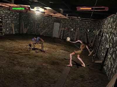 Evil Dead: Hail to the King Screenshot Photos 1