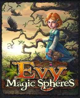 Evy Magic Spheres cover new