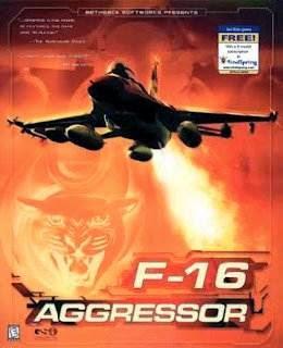 F-16 Aggressor cover new
