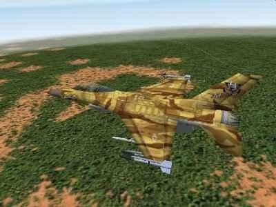 F-16 Aggressor Screenshot Photos 1