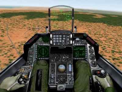 F-16 Aggressor Screenshot Photos 2