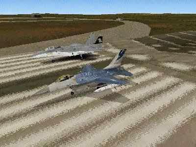 F-16 Multirole Fighter Screenshot Photos 1