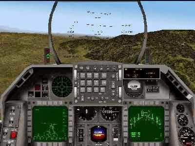 F-16 Multirole Fighter Screenshot Photos 2