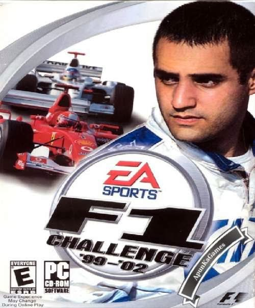 F1 Challenge 99-02 / cover new