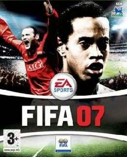 FIFA 07 cover new