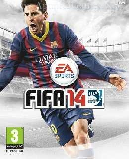 FIFA 14 cover new