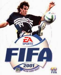 FIFA 2001 cover new