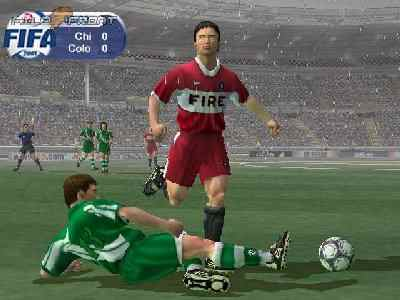 FIFA 2001 Screenshot Photos 1